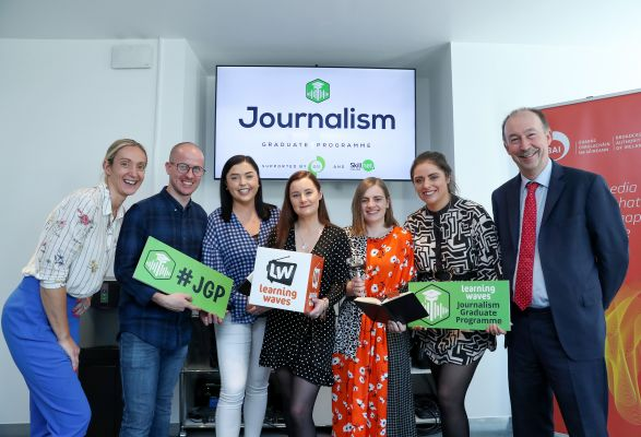 journalism programme 2019 graduates