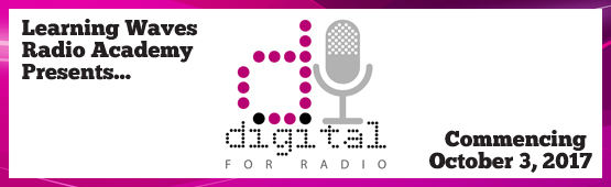 Digital for Radio Diploma