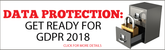 Get Ready for GDPR 2018