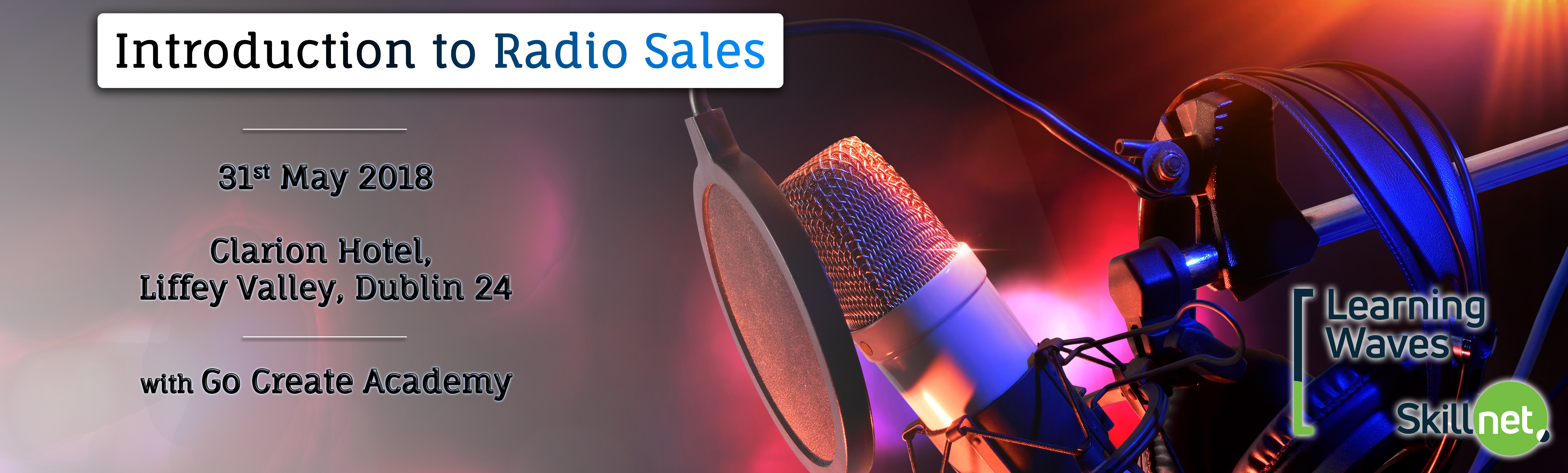 Introduction To Radio Sales