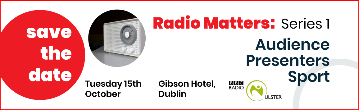 Radio Matters - Series 1 Audience | Presenters | Sport