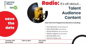 Radio : It's all about Talent | Audience | Content