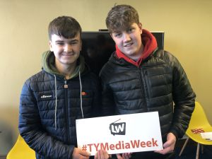 Spreading Awareness: TY Students Talk About Living with Disabilities on the Radio