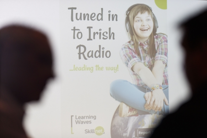 Learning Waves remains Tuned in to Irish Radio