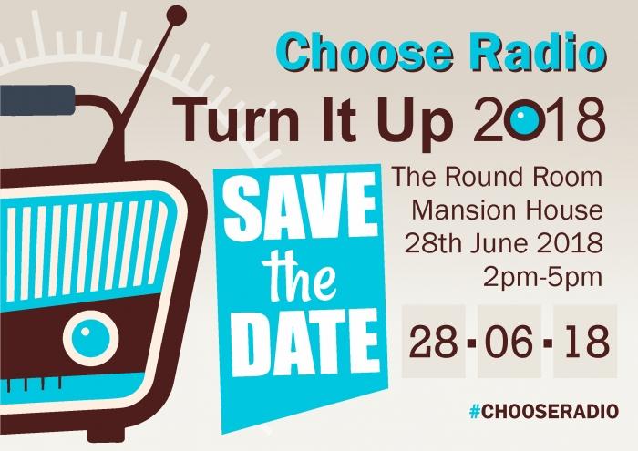 Choose Radio : Turn it Up 2018