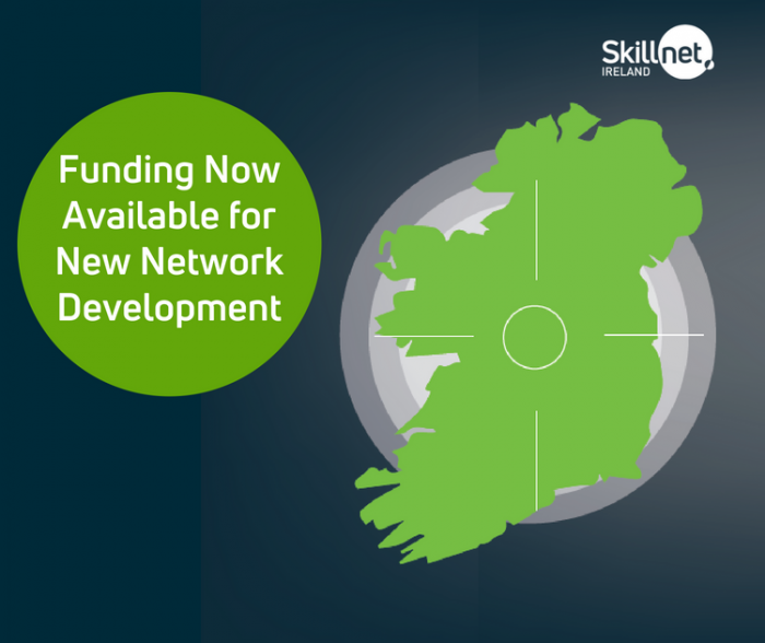 €2m available from Skillnet Ireland for New Network Development