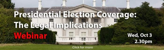 Guidelines on covering the 2018 Presidential Election available on Learning Waves Skillnet website