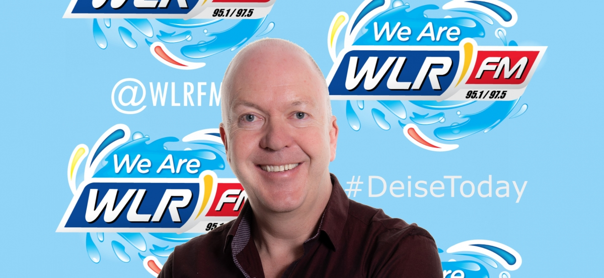 Former RTE Correspondent is the new Voice of Waterford on WLR FM