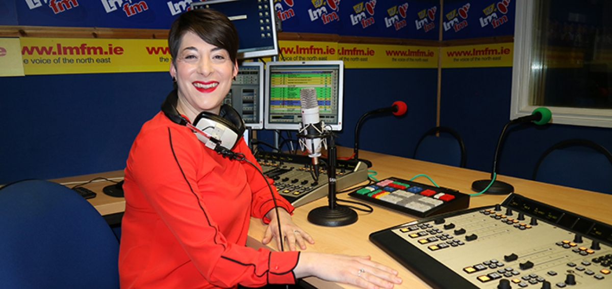 Sinead Brassil announced as host of LMFM's new Mid Morning Show
