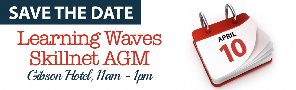 Learning Waves announces Danny McCoy, CEO, Ibec as keynote speaker for 2019 AGM