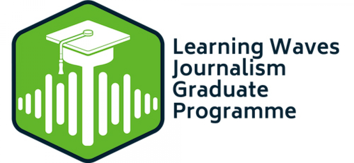 Learning Waves secures funding for Journalism Graduate Programme
