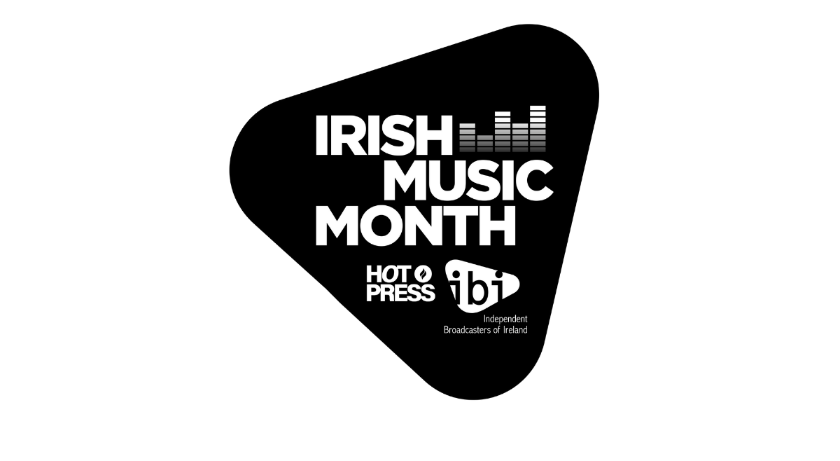 25 IBI Radio Stations and Hot Press join forces for Irish Music Month in October