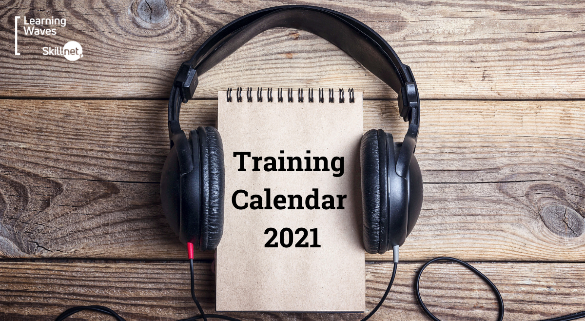 Learning Waves Skillnet launches 2021 training calendar