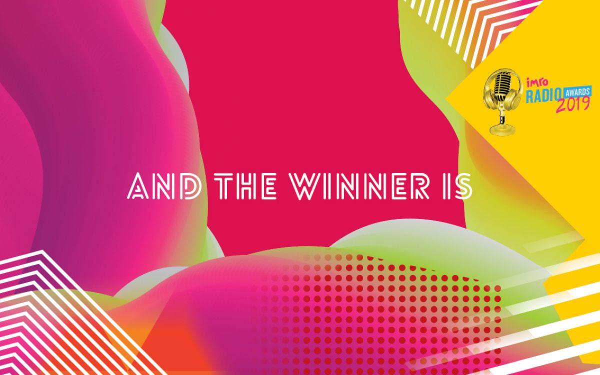 25 Gold Awards for Learning Waves members at IMRO Radio Awards 2019