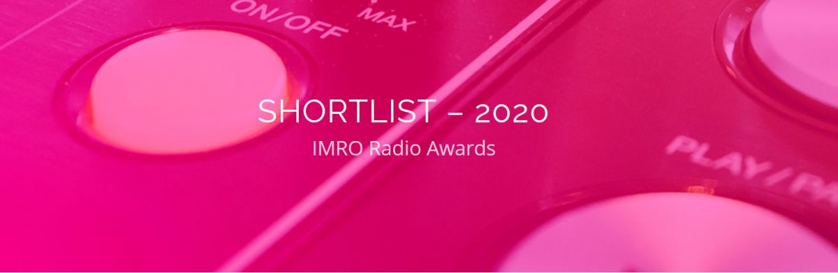 125 nominations for Learning Waves members at 2020 IMRO Awards
